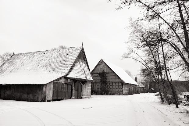 Winter in Bierde